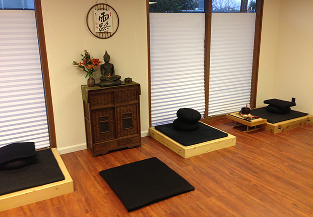 Zen Center of Fresno Interior